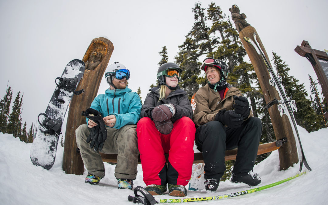 Bring the Small Business BC Award to Whistler: Vote for Zero Ceiling