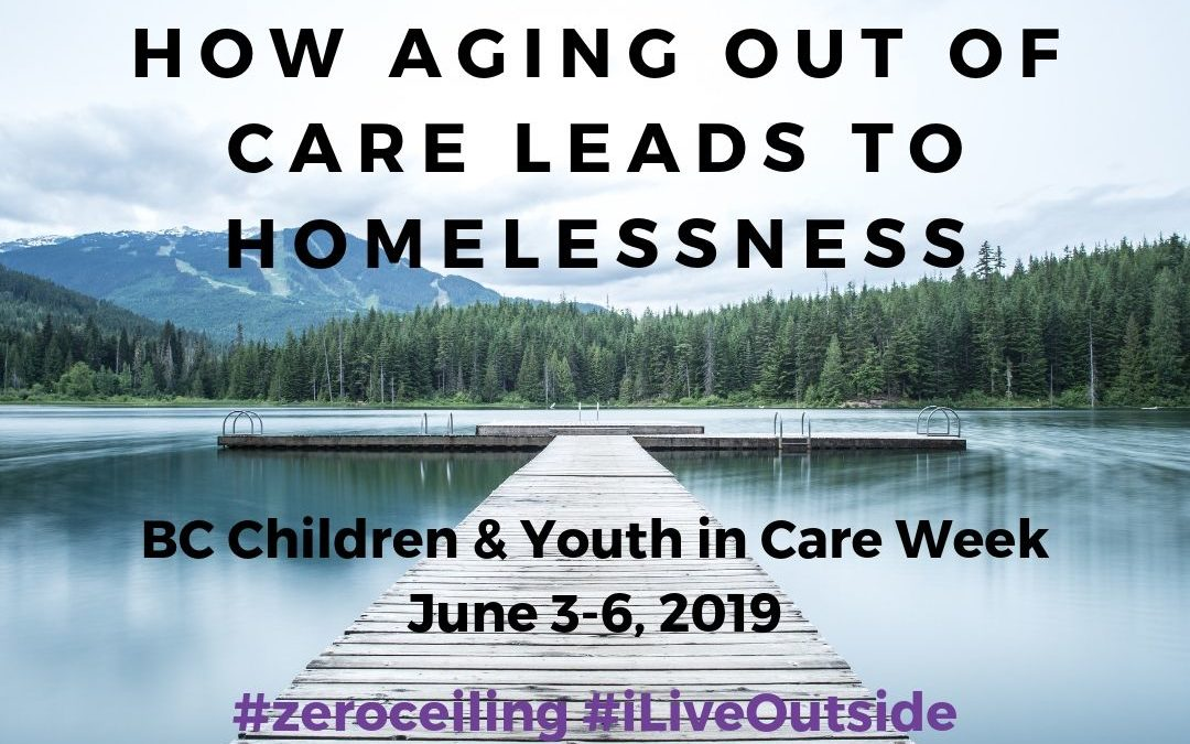 How Aging Out of Care Leads to Homelessness