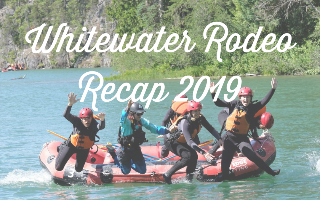 What Went Down at the Whitewater Rodeo 2019