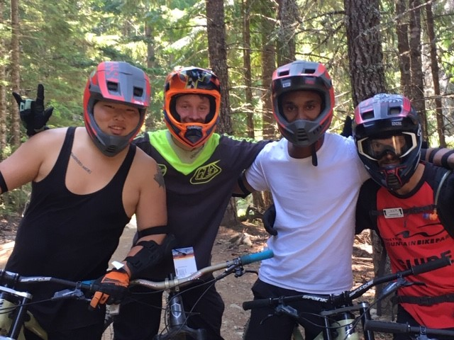 Nine days of epic Adventure Sessions this spring
