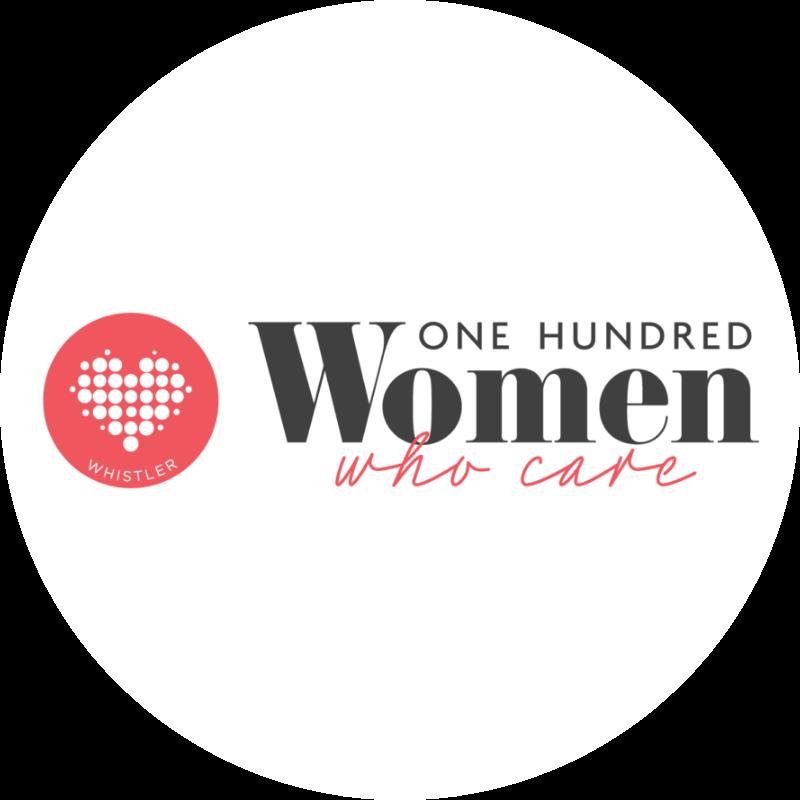 100 Women Who Care Whistler