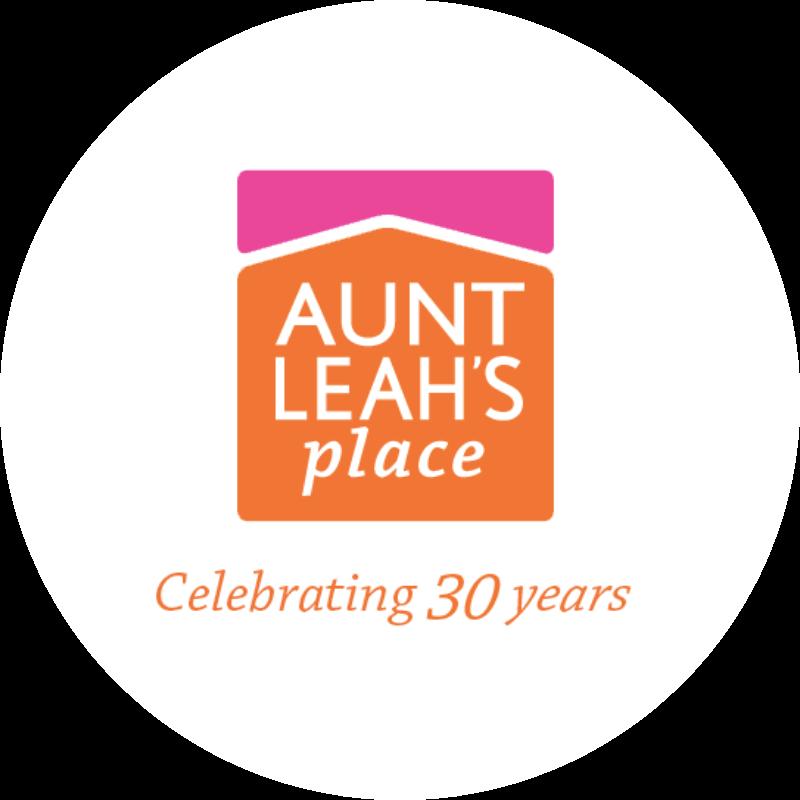 Aunt Leah's Place logo