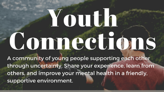 Youth Connections: A mental help support group for youth in our region