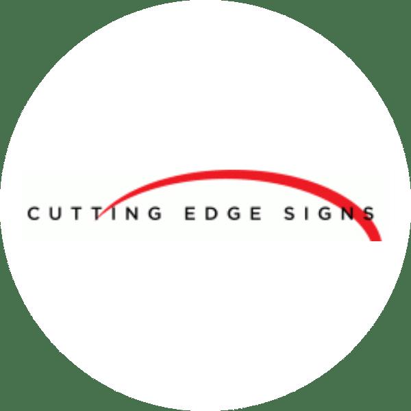 Cutting Edge Signs