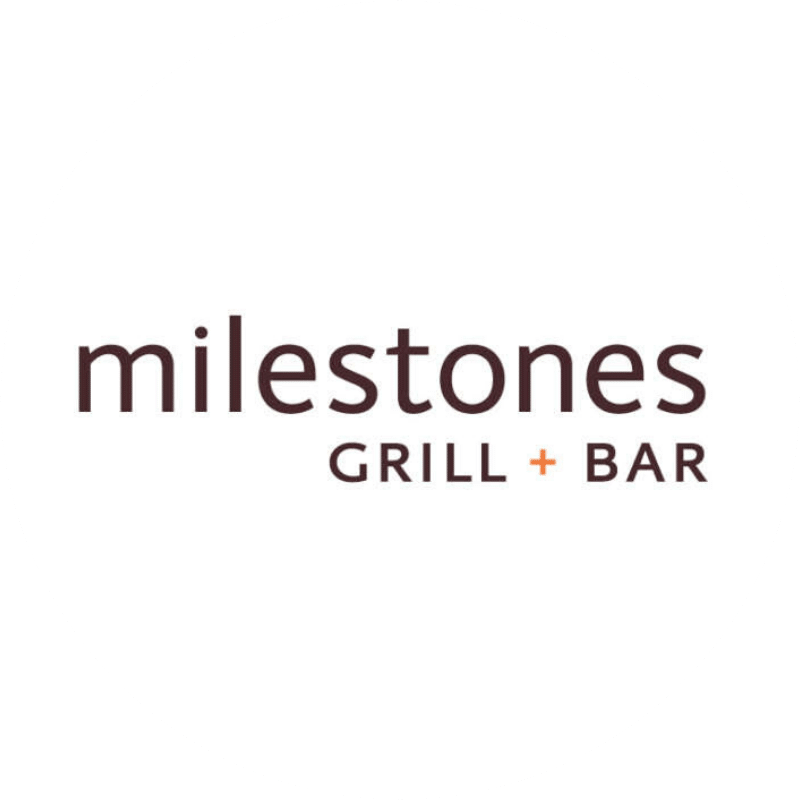 Milestones Grill and Bar logo