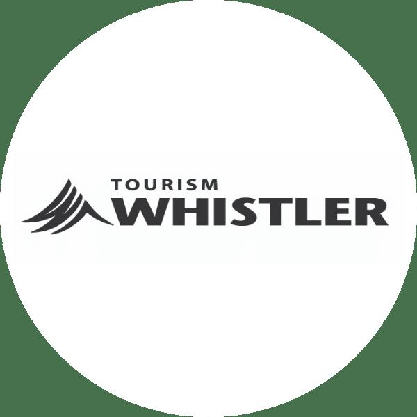 Tourism Whistler logo